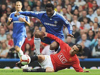 Chelsea vs Manchester United en vivo