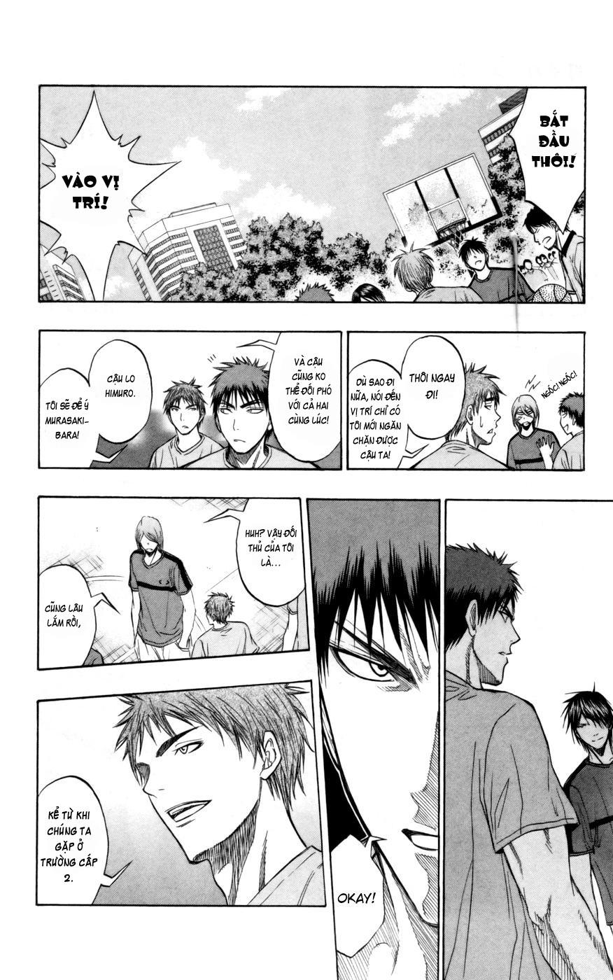 Kuroko No Basket chap 078 trang 12
