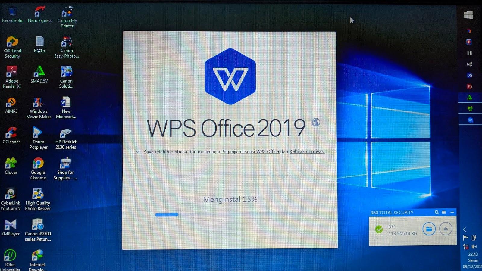 Office 2016 Tidak Bisa Diaktivasi