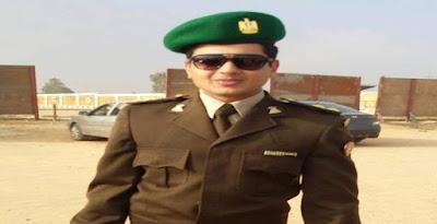 الشهيد ملازم أول محمد جابر