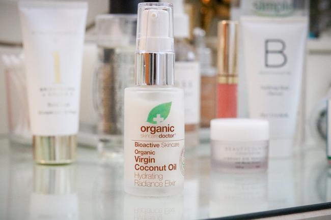 organic doctor virgin coconut oil