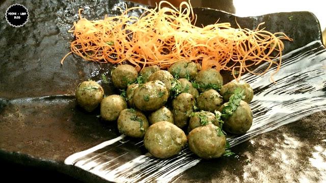 Kaima Unde Bartad @ Cuisine of Vijayanagara @ Cubbon Pavilion | ITC Gardenia | Bangalore
