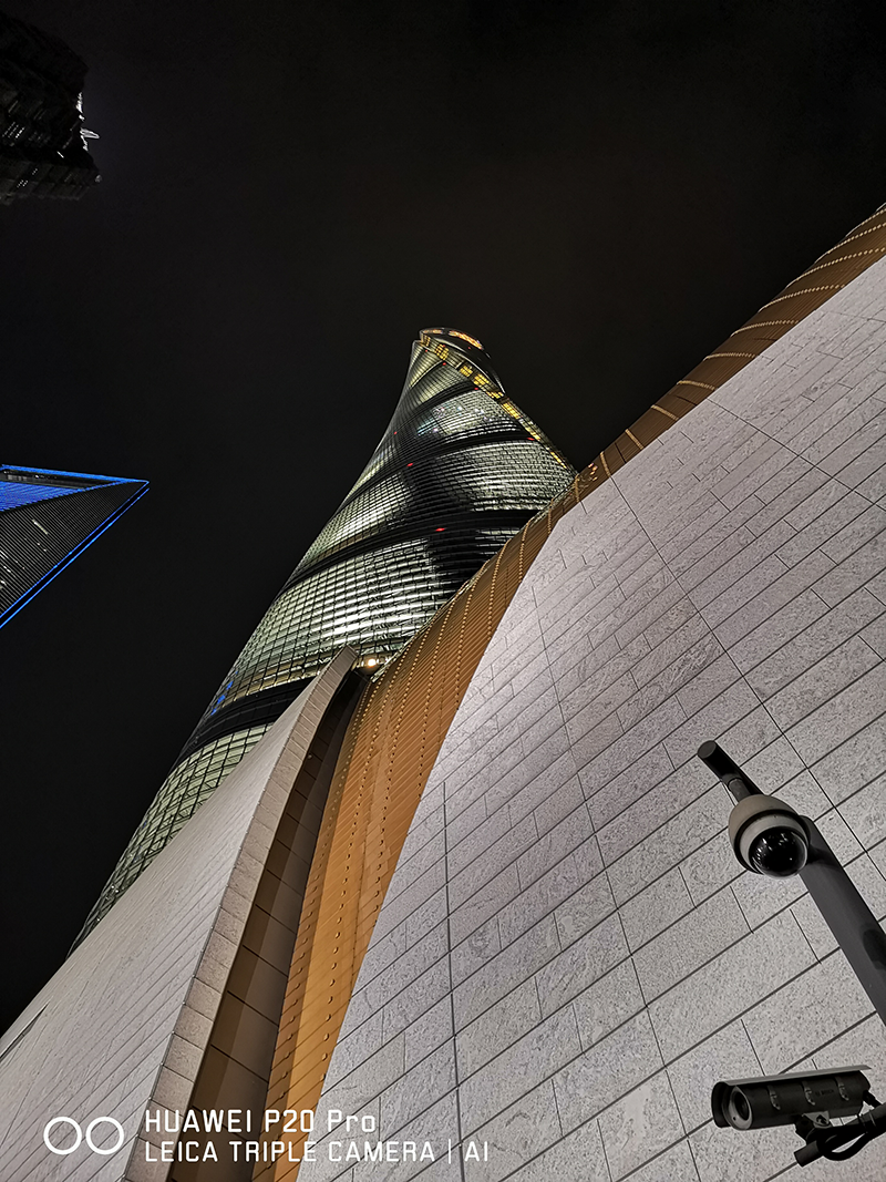 The 2nd tallest building in the world (ISO 200, 1/33s)