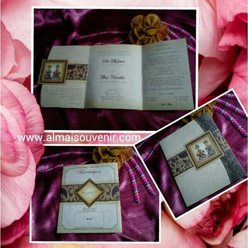 undangan soft cover 88156