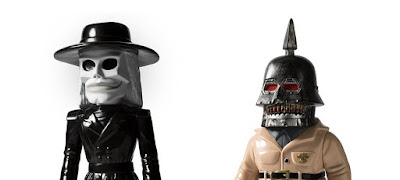 Puppet Master Blade & Torch Vinyl Figures by Phantasma Collectibles