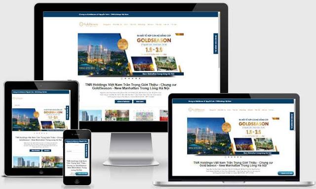 Templates blogspot seo bất động sản hay dùng nhất