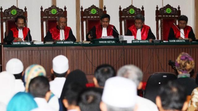 Tak Kompeten! Dicecar Kuasa Hukum Ahok, Gausjoy Berkali-kali Bilang 'Saya Lupa'