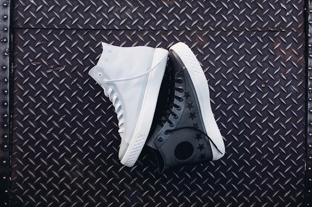 Converse merges on-court athleticism with off-court style with the new chuck modern east vs. West, new chuck modern east vs. West, Converse Chuck Modern, about converse,
