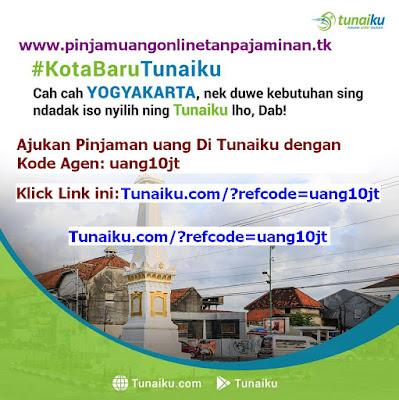 Tempat untuk meminjam uang Tanpa Jaminan bayar bulanan di YOGYAKARTA