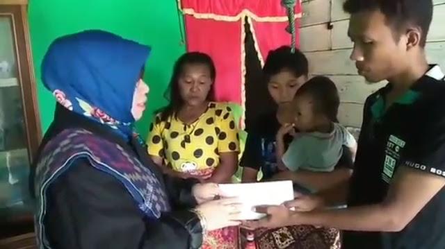 Group Anak Siantar (GAS) Berikan Tali Kasih Turut Berduka kepada Kel Alm Zaskya Harianja