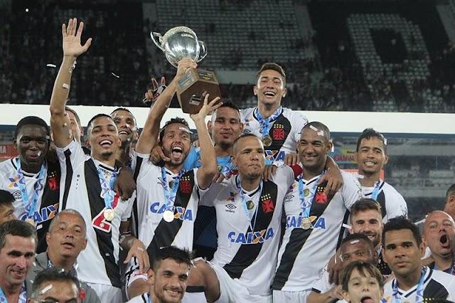 Fase final da Taça Rio e Campeonato Carioca