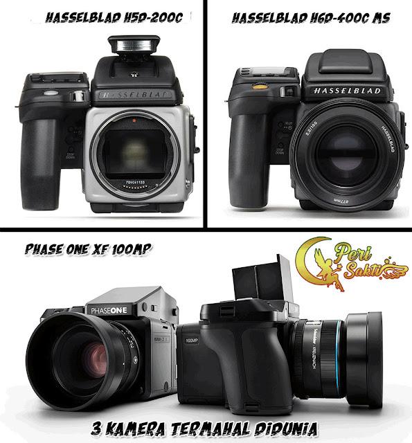 3 Kamera Termahal, Harganya Bikin Melongo