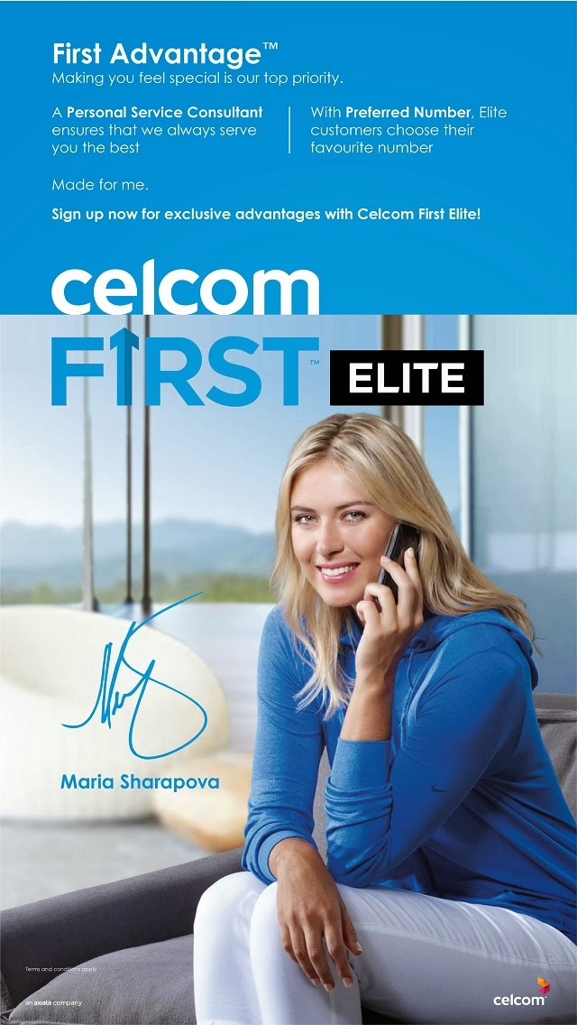Celcom First Elite: First Advantage