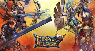 Final Clash Mod Apk v1 Unlimited Money Terbaru Gratis