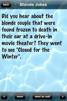 Blonde Jokes   Funny Blonde Jokes
