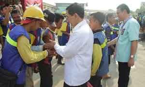 Dinas PUPR Kota Palembang bagikan 1.200 Kupon Daging Kurban untuk PHL dan Warga