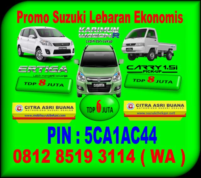 Promo Suzuki Lebaran Ekonomis