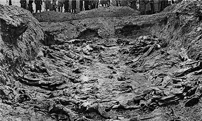 3 April 1940 worldwartwo.filminspector.com Katyn Forest Massacre
