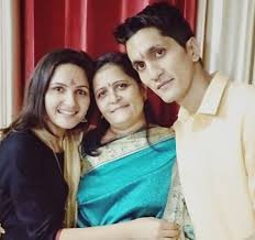 Radha Bhatt Family Husband Son Daughter Father Mother Age Height Biography Profile Wedding Photos