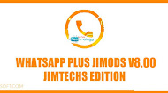 [UPDATE] Download WhatsApp Plus JiMODs v8 Jimtechs Edition