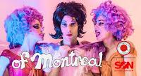 Of Montreal y Cheetah Brava en Joy Eslava