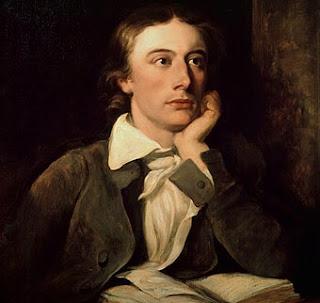 John Keats poesía inglesa