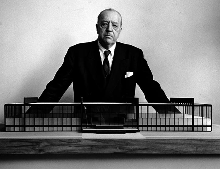cosas varias logo de google por el 126 aniversario de ludwig mies van der rohe. Black Bedroom Furniture Sets. Home Design Ideas