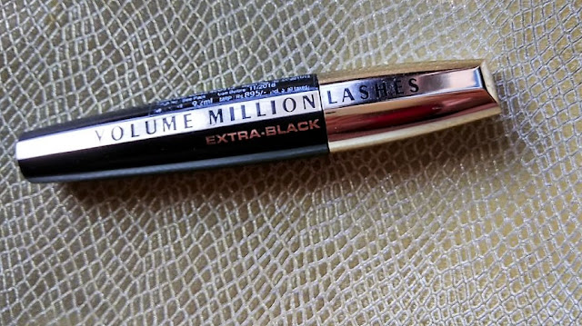L'OREAL Volume Million Lashes Mascara Price , Review