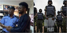 Basketmouth promises not to make fun of Nigerian Police again