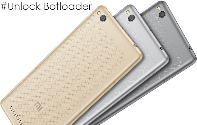 Cara Unlock Bootloader Xiaomi Redmi 3 20