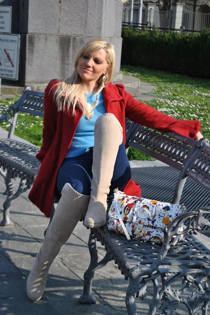 collana majique oceanic jewellers majique london necklace outfit maglione azzurro in lana come abbinare un maglione azzurro abbinamenti maglione azzurro light blue outfit light blue wool sweater how to match light blue woolen sweater how to combine light blue woolen sweater outfit azzurro come abbinare azzurro abbinamenti azzurro maglione in lana azzurro