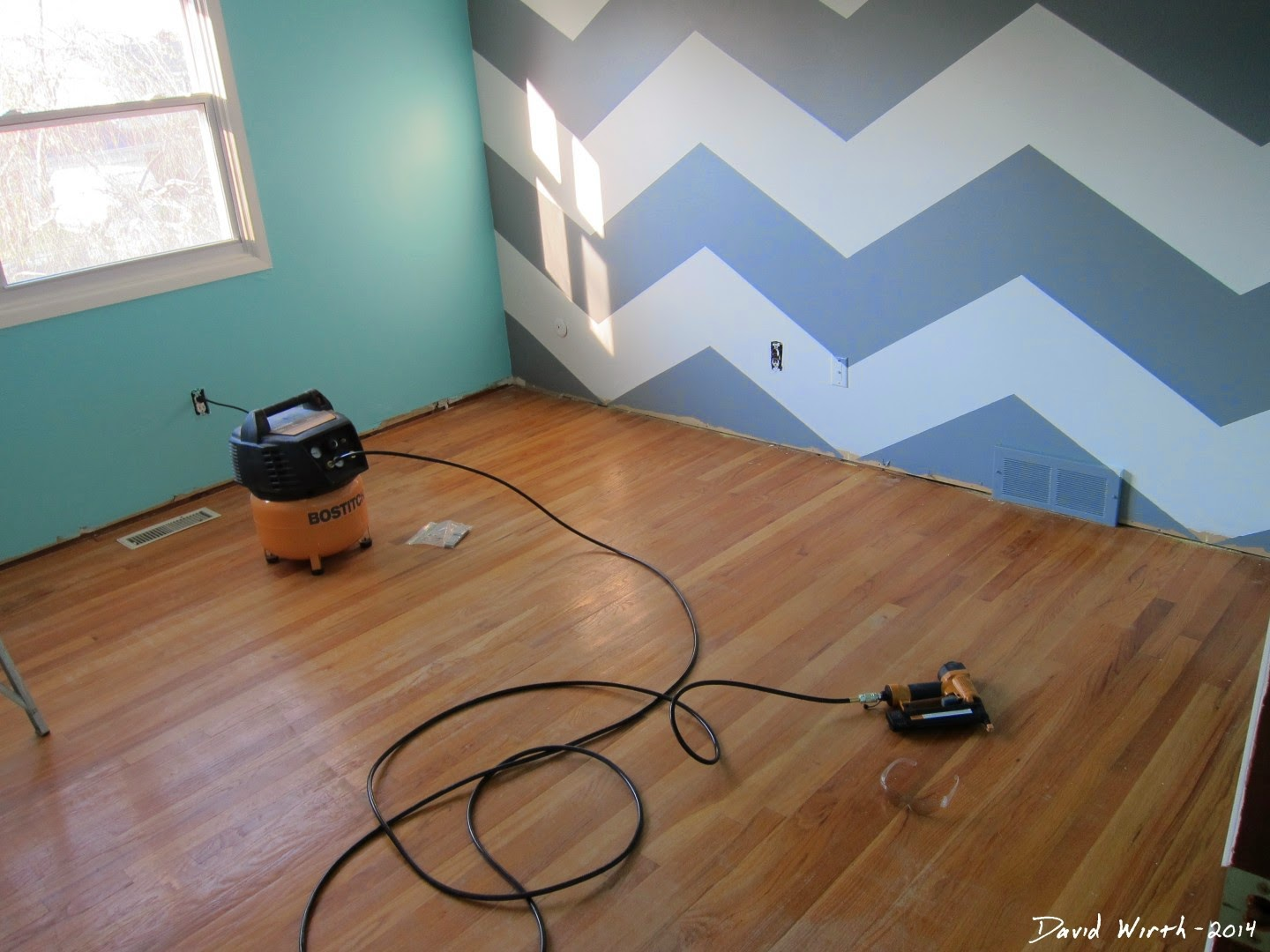 install baseboard, how to, bedroom remodel, baby room remodel
