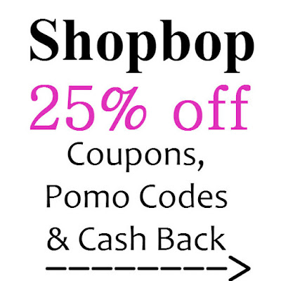 Shopbop Promo Code February, March, April, May, June, July 2021