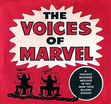 The Voices of Marvel Comics, record, MMMS
