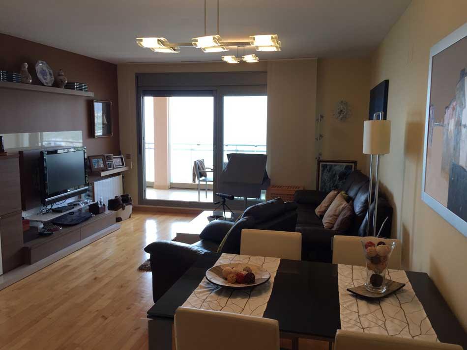 apartamento en venta en torre bellver salon