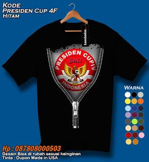 Kaos Presiden Cup4F