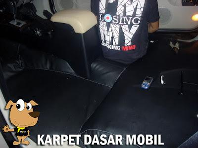 Karpet dasar mobil