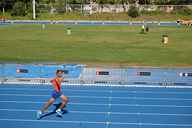 Aboujanah El Mehdi - Vencedor de la 31ª Cursa Nou Barris