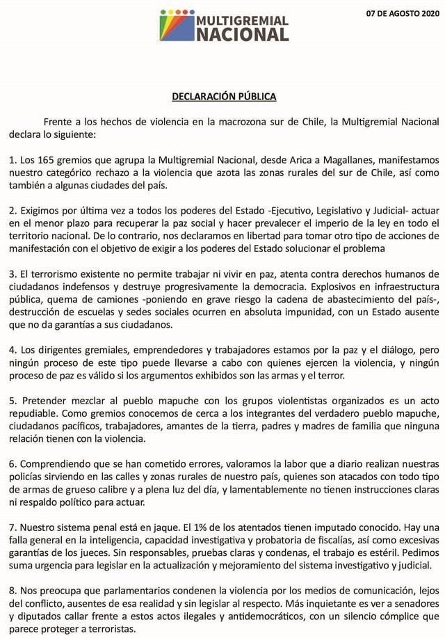Multigremial Nacional