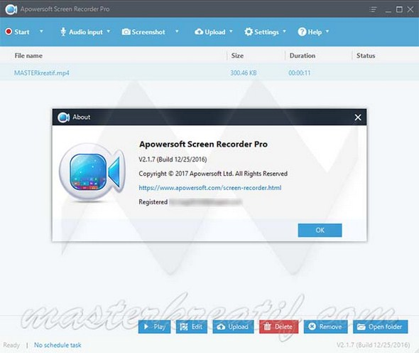 Free Software Crack Apowersoft Screen Recorder Pro 2 1 7