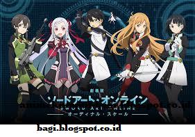 Download [Anitoki] Sword Art Online Ordinal Scale Subtitle Indonesia