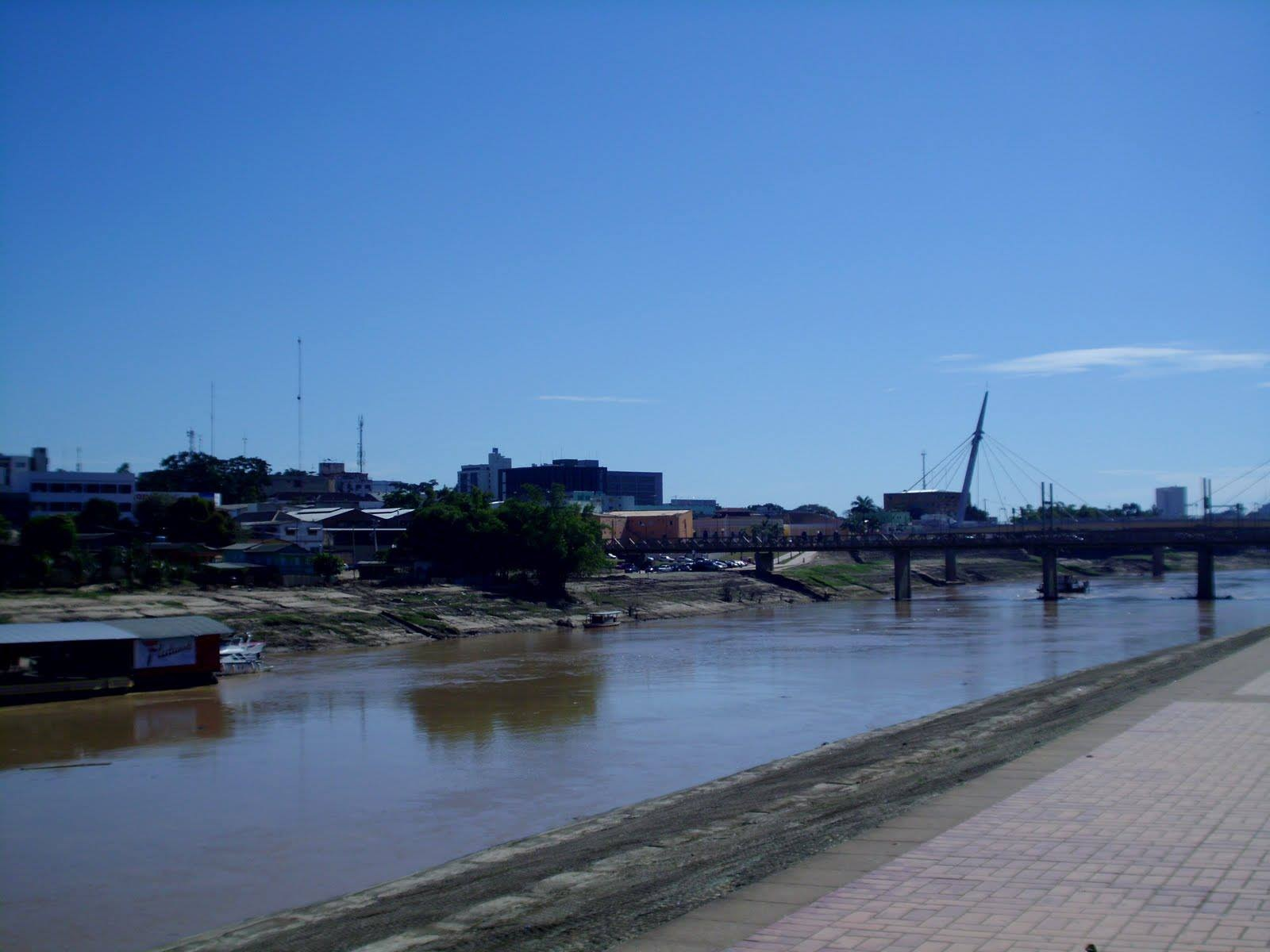 Rio Branco, Capital do Estado do Acre
