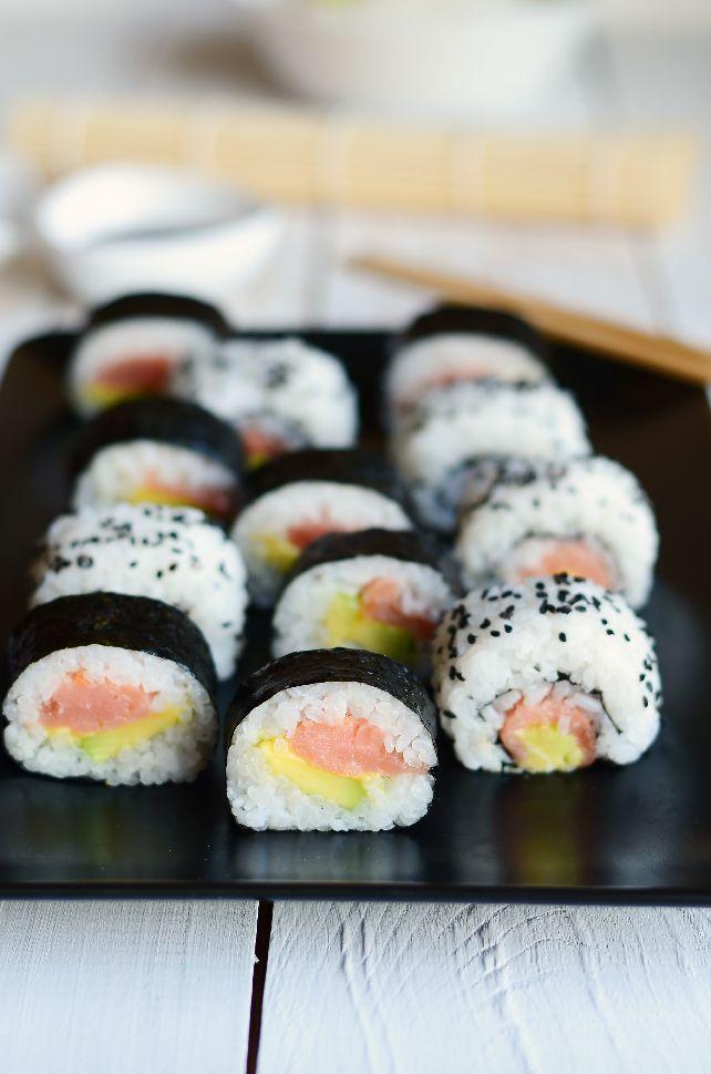 Суши за начинаещи