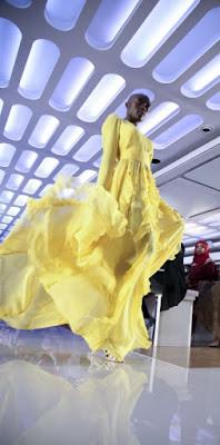 Source: Arab Fashion Council. Fashion from Aiisha Ramadan, UAE.