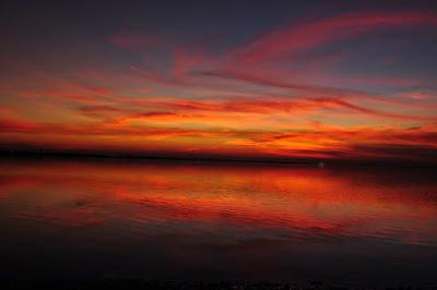 Sunset by Reji