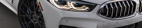 BMW M850i Blaque Diamond BD-F18 Wheels