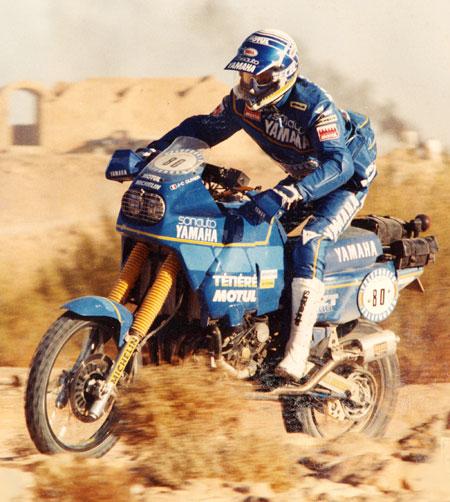CestosTeam: Paris Dakar bikes