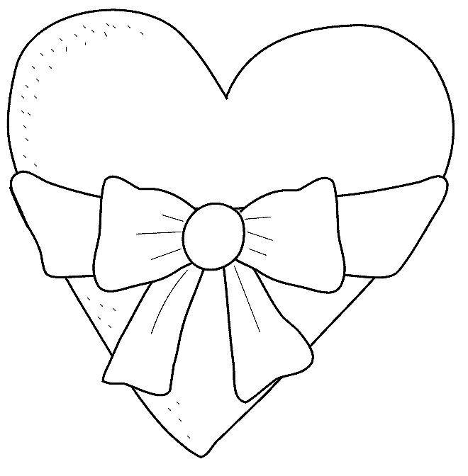 fotos de coração para desenhar