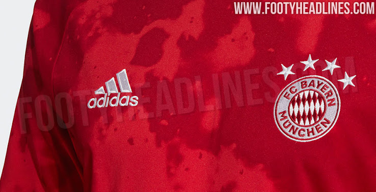 promo code 45ec8 ce5dc Bayern Munich 19-20 Pre-Match Shirt Released - Leaked Soccer ...