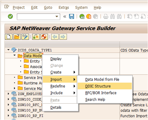 SAP ABAP Central: Expose CDS Views as OData Service